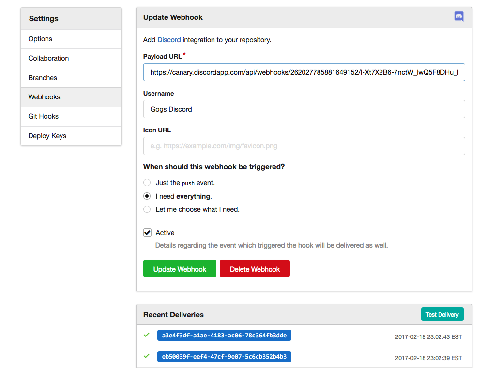 Gogs: A painless self-hosted Git service